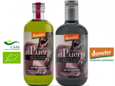Taste the difference: 8 Organic & Biodynamic EVOO varieties by Cortijo el Puerto